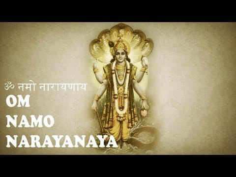 OM NAMO NARAYANAYA Chanting 108 times  Morning Mantra