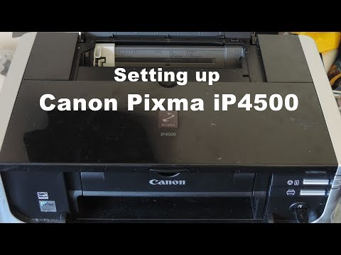 CANON P4500 DRIVERS FOR WINDOWS