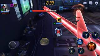 Marvel Future Fight----Ant man and the wasp vs ghost