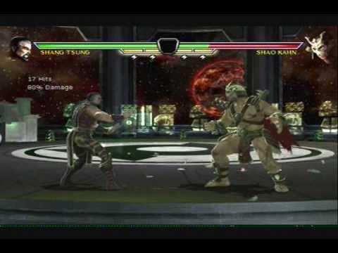 MK Vs DC - Ultimate Kombo Kollection - TylerLantern's Favorite Combos