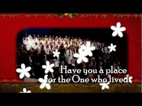 Do You Have Room - One Voice Children's Choir with lyrich's