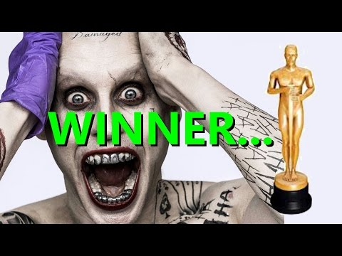 The 89th Academy Awards: SUICIDE SQUAD WON SOMETHING