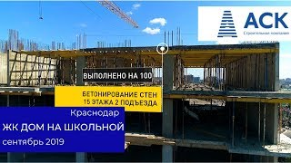 ЖК в центре Краснодара