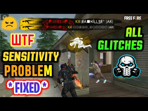 HOW TO SOLVE HIGH SENSITIVITY PROBLEM AFTER UPDATE! 😠 [HIGH RECOIL & GLOO WALL PROBLEM IN FREEFIRE]