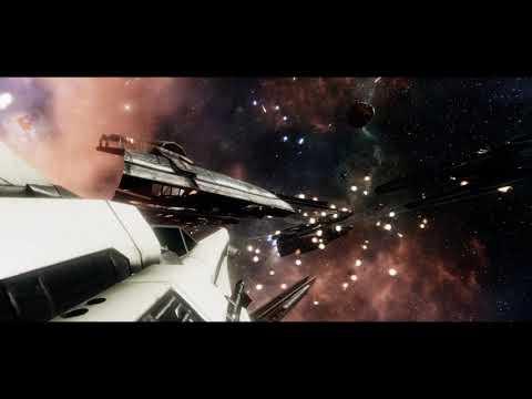 Battlestar Galactica Deadlock. A fleet admiral level engagement with an enormous Cylon force. |