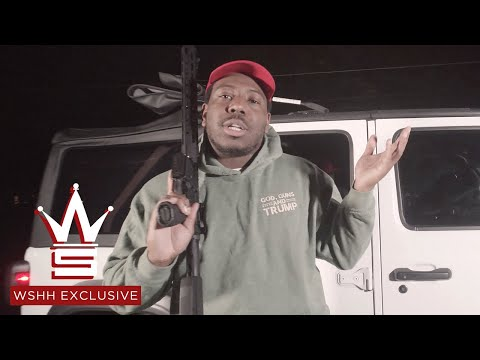 "Bryson Gray - ""Hate Speech"" (Official Music Video - WSHH Exclusive)"