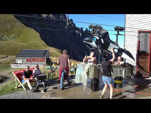Grill Pool Challenge 2018   Fiderepasshütte
