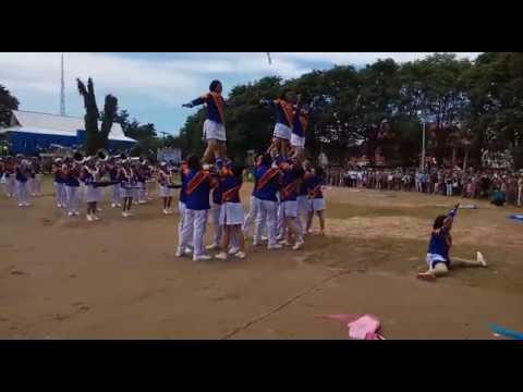 marching band satpol pp kota manado