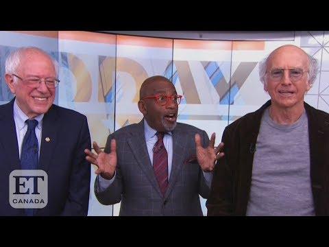 Bernie Sanders Meets Larry David