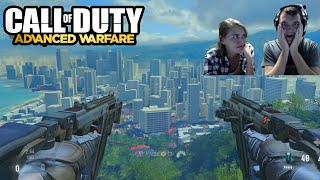 advanced warfare multiplayer gameplay funny moments online call of duty cod aw gameplay