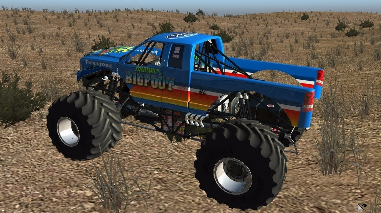 rigs of rods monster truck youtube