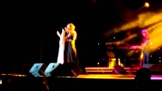 Joss Stone at Pure Grenada Music Festival