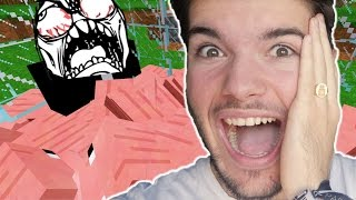 PRANK MINECRAFT GONE WRONG ! EPIC TROLL MINECRAFT