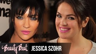 The Beauty Beat: Jessica Szohr Makeup Tutorial!