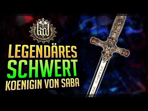 LEGENDÄRES SCHWERT der Königin von SABA Kingdom Come Deliverance bestes Schwert? Fundort Bruhstücke