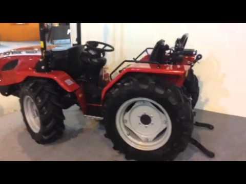 Nueva gama de tractores agria fima 2016 youtube - Precios de cortacesped ...