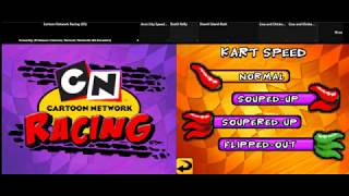 Cartoon Network Racing (DS) Feige Tasse Eine Normale 11:49:45