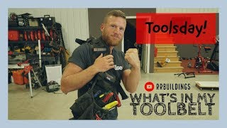 What tools are in my Toolbelt?   Toolsday: My Everyday Carry