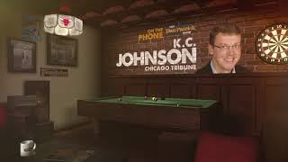 Chicago Tribune's KC Johnson Talks Bulls Unrest with Dan Patrick | Full Interview | 12/11/18