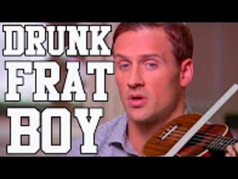 DRUNK FRAT BOY - Songify Ryan Lochte【1 HOUR】