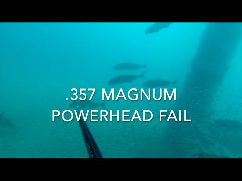 Spearfishing Power Head FAIL
