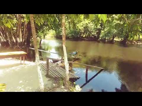 No Amapá, faça turismo conhecendo o Recanto da Celina, em Itaubal
