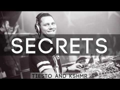 Tiësto & KSHMR - Secrets (Without Hardwell on Air [HOA] at Drop)