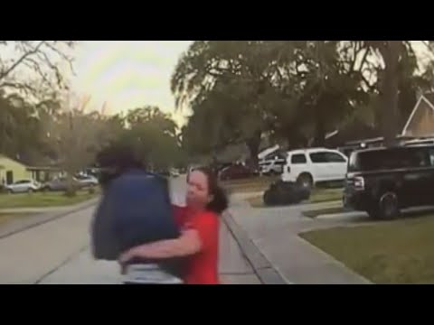 Texas Mom Delivers Textbook Tackle On Peeping Tom Caught Looking Through Her Daughter's Window