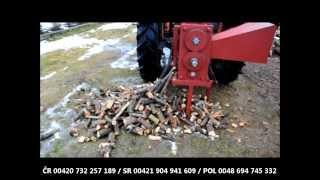 Repeat youtube video stepkovac spalikovac štěpkovač  špalíčkovač za traktor drtič  grobhäcksler Saku smulkintuvas rębak