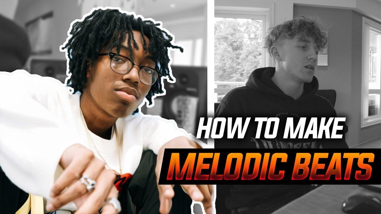 HOW TO MAKE MELODIC BEATS! (Lil Tecca) | FL Studio 20 tutorial