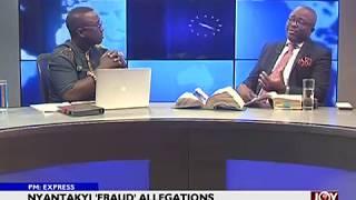 Nyantakyi's Fraud Allegation - PM Express on JoyNews (24-5-18)