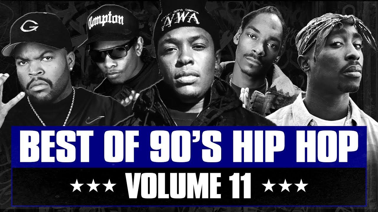 90's Hip Hop Mix #11 | Best of Old School Rap Songs | Throwback Rap Classics | Westcoast