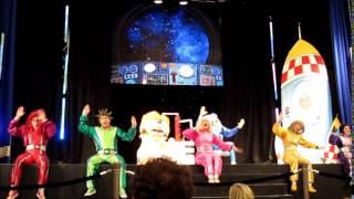 Skyline Gang Lost in Space Butlins Skegness June 2015