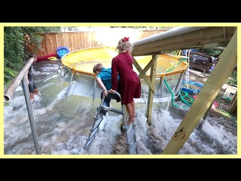 Thumbnail: OUR SWIMMING POOL EXPLODED‼️