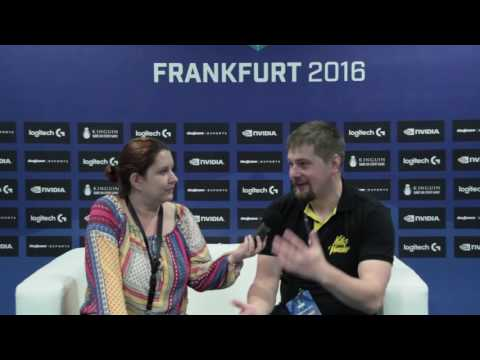 Interview with Igor 'caff' Sydorenko, Na'Vi player manager @ ESL One Frankfurt 2016
