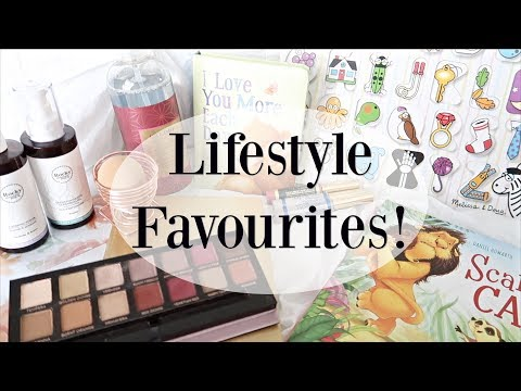 Lifestyle Favourites | Home Decor, Makeup, Toddler and MORE!