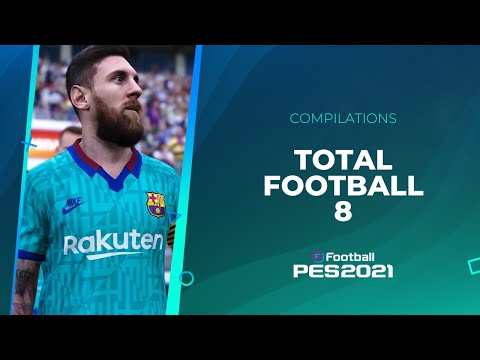 PES 2020 : TOTAL FOOTBALL #8