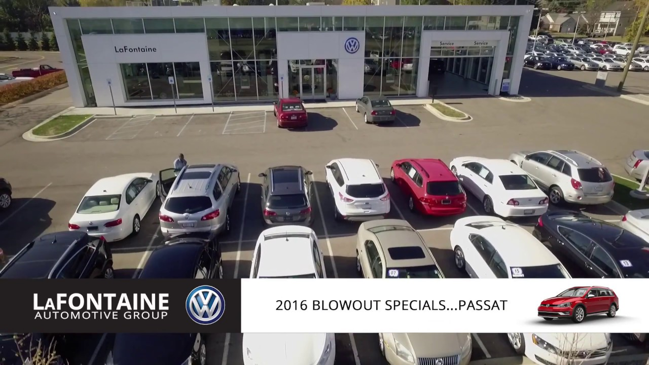 LaFontaine Volkswagen Dearborn | June 2017 - YouTube