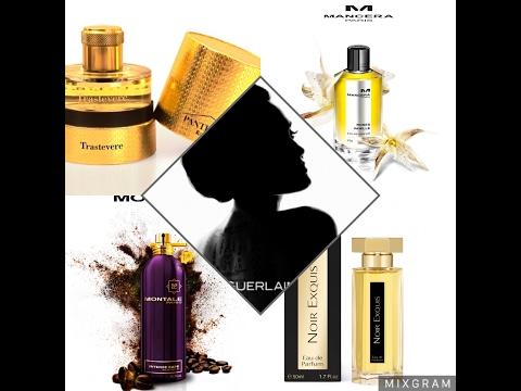S3E1 Jolie Guerlain и небольшие парфразочарования  (Mancera, L'artisan)