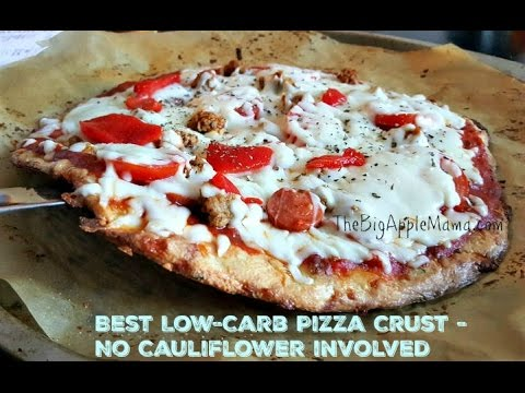 How to Make The Best Low Carb Pizza
