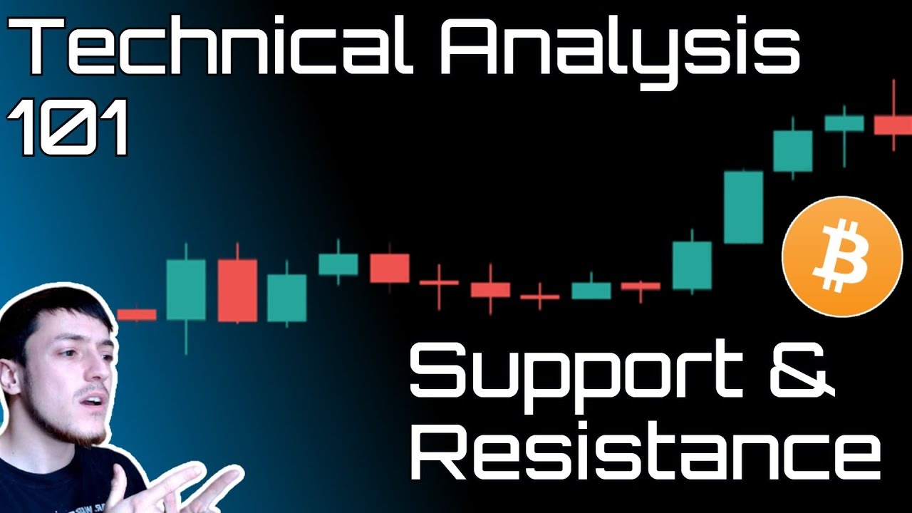 Crypto Support & Resistance  | Technical Analysis 101 (Crypto TA For Beginners)