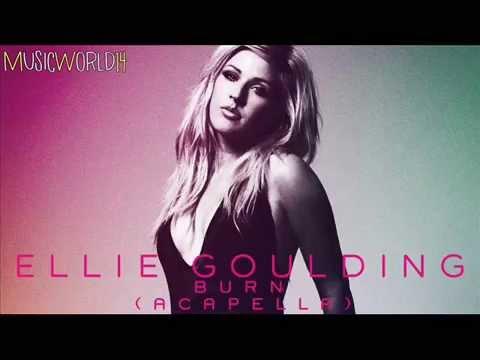 Ellie Goulding - Burn (acapella)
