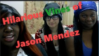 Gambar cover JazzKat w/friends reacts to Jason Mendez vine compilation