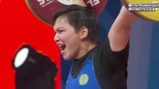 Казахстанцы на Чемпионате мира по тяжелой атлетике-2018 в Ашхабаде