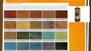 Краткий обзор продукции для декоративного бетона компании Increte Systems(, 2013-12-03T02:19:48.000Z)