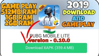 How To Download PUBG MOBILE LITE | On Android! [2019 NEW Latest Version 0.10.0]