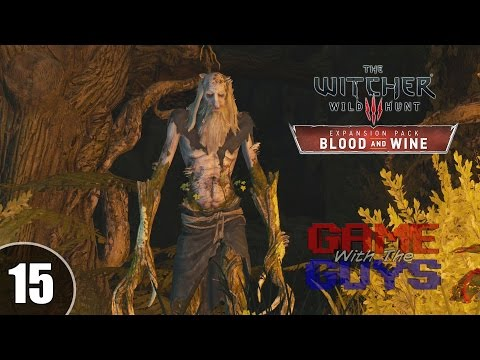 Feet as Cold as Ice - Witcher 3: Blood and Wine - 15