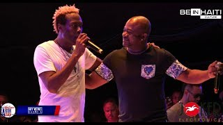 GAZZMAN COULEUR AK ARLY LARIVIÈRE ON STAGE TOGETHER IN NEW YORK  CITY!