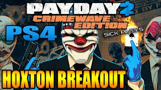 PAYDAY 2 PS4 Crimewave Edition Hoxton Breakout