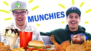 Repeat youtube video Why Do You Get The Munchies?
